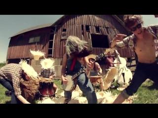 Metallica fight fire with fire (banjo cover ft. leo moracchioli)