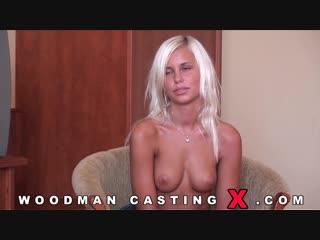 Dido angel - woodmancastingx, casting anal porno