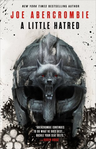 Little Hatred  Book One (The Age of Madness), A