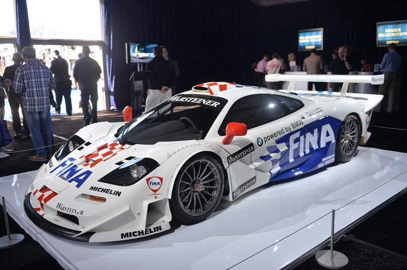Длина имеет значение — Эволюция «длиннохвостых» McLaren, изображение №10