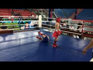1/4 Финала. 🔴Плотников Роман(Волгоград) vs 🔵Омаров Ислам(Буйнакск)