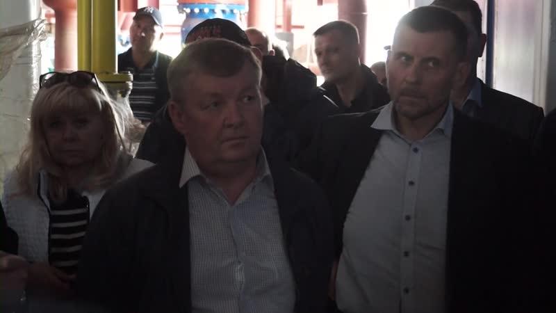 Итоги визита министра ЖКХ котельную в поселке Энергетиков должны построить и запустить в августе очистные сооружения ко Дню