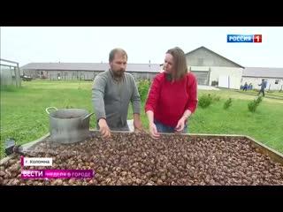 Гастрономический репортаж телеканала Россия 1