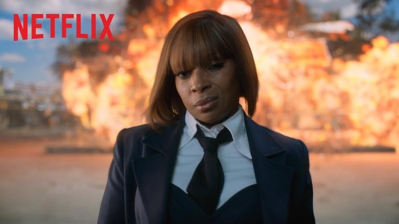 The Umbrella Academy Mary J Blige graba Stay With Me en el estudio Netflix