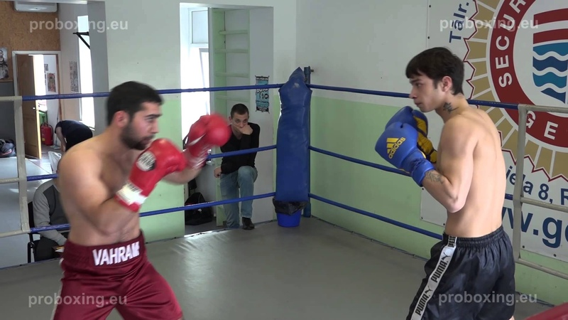 22 04 2015 Vahram Vardanyan VS Mihails Čubrevičs Knock Out