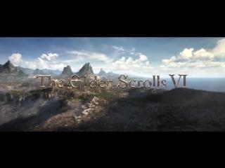 The Elder Scrolls 6 (TES6) real trailer