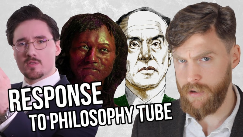 STJ response to Philosophy Tube Julius Evola and Cheddar Man rebuttal