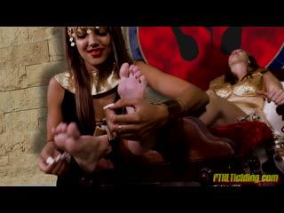 FTKLsTicklingFantasies - Nefertiki Goddess of Tickling! Pt. 3 Athenas Outrage!