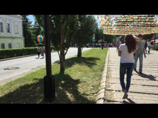 """Открытие городской выставки """"Флора"""""""