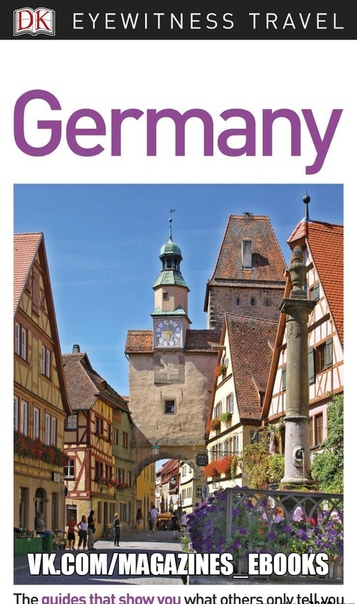 Eyewitness Travel Germany 2018 - Dorling Kindersley