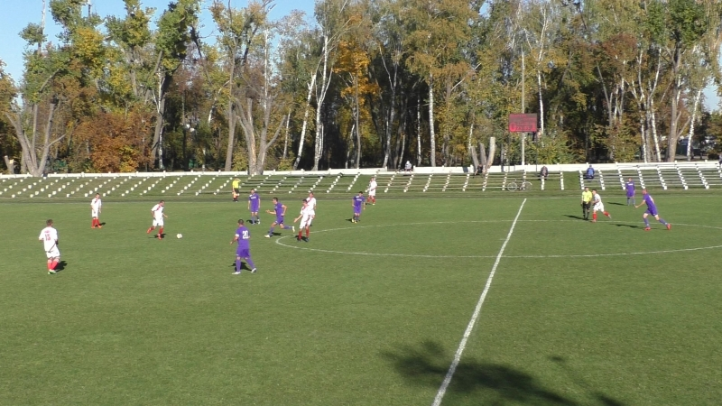 Спартак Золотоноша Олімп Кам'янка 1 1 гол на 24 хв