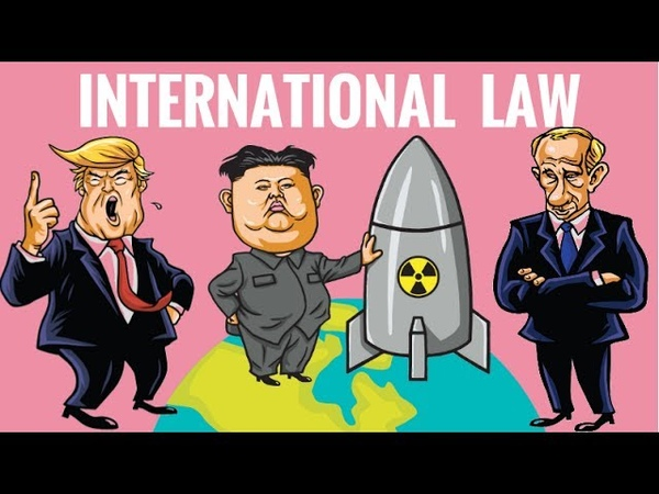 International Law explained by Hesham Elrafei What are the sources of International Law