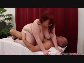 Asstyn Martyn - Asstyn Massage [HD 1080, BBW, Big Tits, Hardcore, Blowjob, Porn, XXX, Порно]