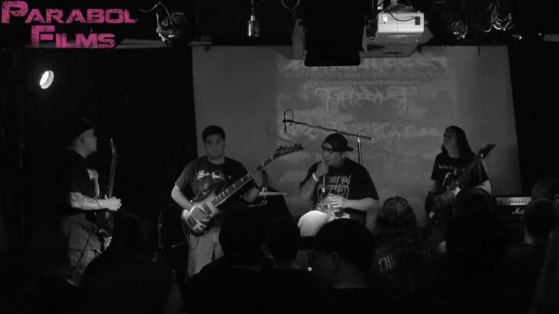 MEATHOOK Live at The Rogue Bar Mannifest 2014 live video full set