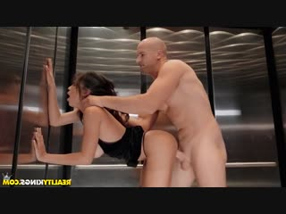 RealityKings: Autumn Falls -  fucked hot brunette in the elevator (porno,sneaky,sex,full,new,chick,star,sperm,oral,public)