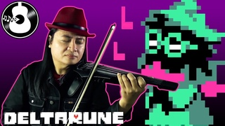 Deltarune: Field of Hopes and Dreams (Violin Symphonic Metal Cover)    String Player Gamer