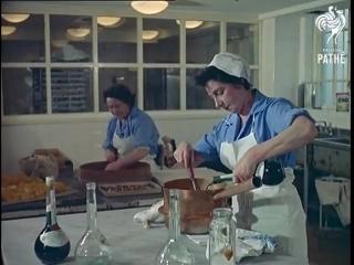 Как делали конфеты в 1965