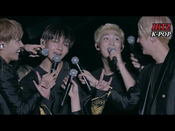 BTS (방탄소년단) Attack On Bangtan/The Rise Of Bangtan Live On Stage Epilogue Japan Edition 2016