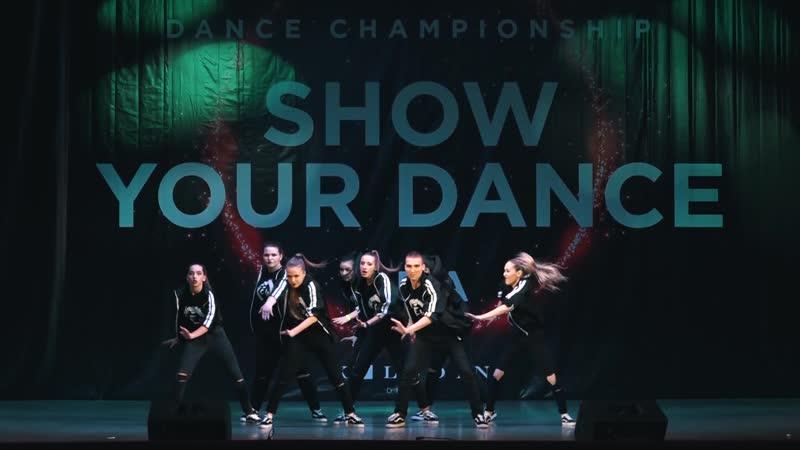 Mambas BEST DANCE SHOW BEGINNERS SYD 2018 Ufa