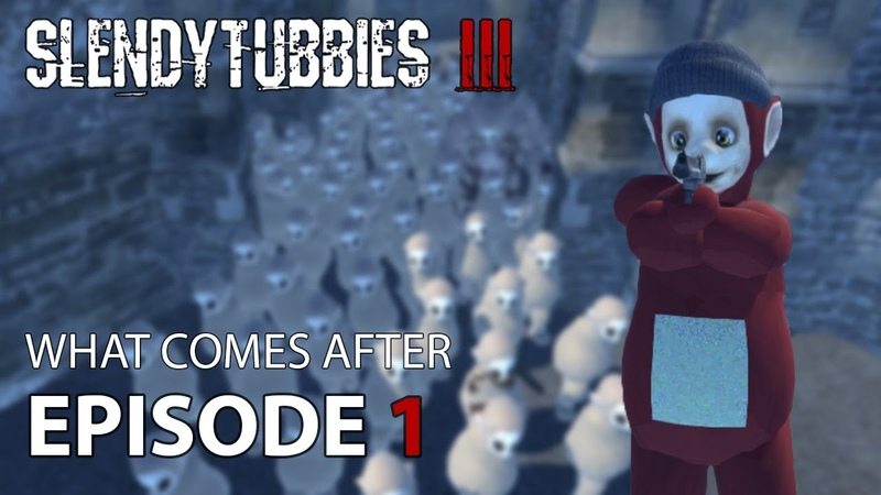 Slendytubbies 3 Mini-Series What Comes After - Part 1