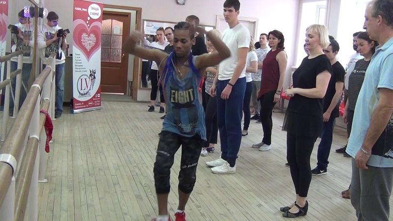Daniel Torriente музыкальное танцевальние Сальса