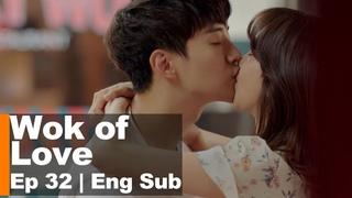 "Lee Jun Ho ""Won't you get off me?"" / Jung Ryeo Won ""No, I won't♥♥"" [Wok of Love Ep 32]"