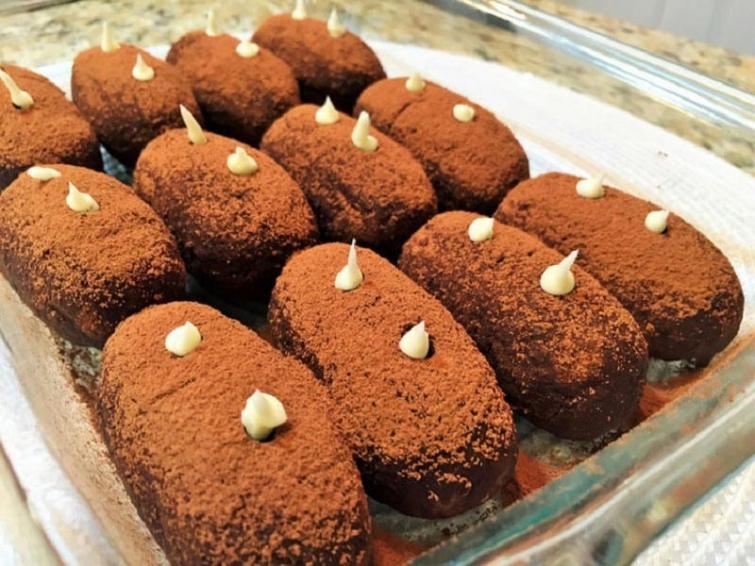 Пирожное «картошка», «орешки» со сгущёнкой и другие сладости родом из СССР, изображение №6