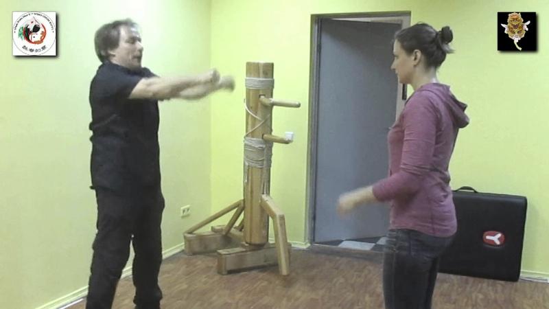 DAI SIFU SERGEI SHELESTOV SIFU EKATERINA DYUKOVA TIGER FORMS TRAINING 2