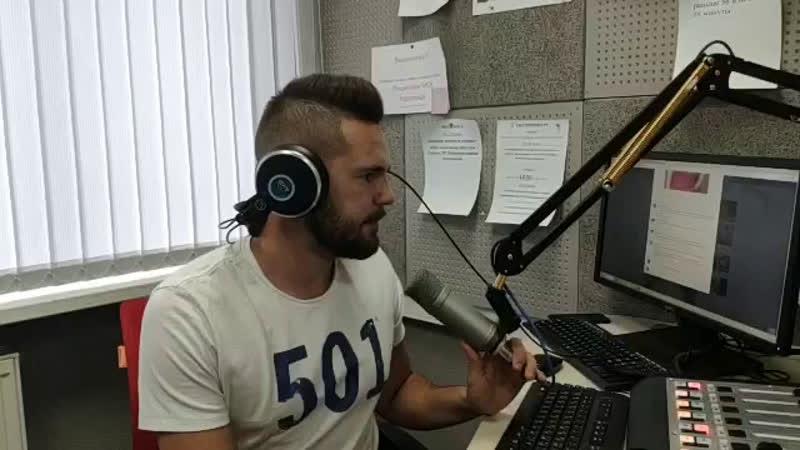 Анна Чурина на Новом Радио 90 8 FM