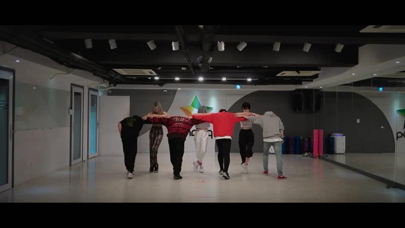 LADIES' CODE (레이디스 코드) - 'SET ME FREE' Dance Practice [Mirrored]