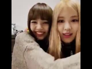 chaelisa staring at you for 12 seconds