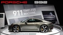 NEW 2020 992 Porsche 911 Carrera S Interior, Exterior and Twin Turbo 3.0L Engine - Geneva Motor Show