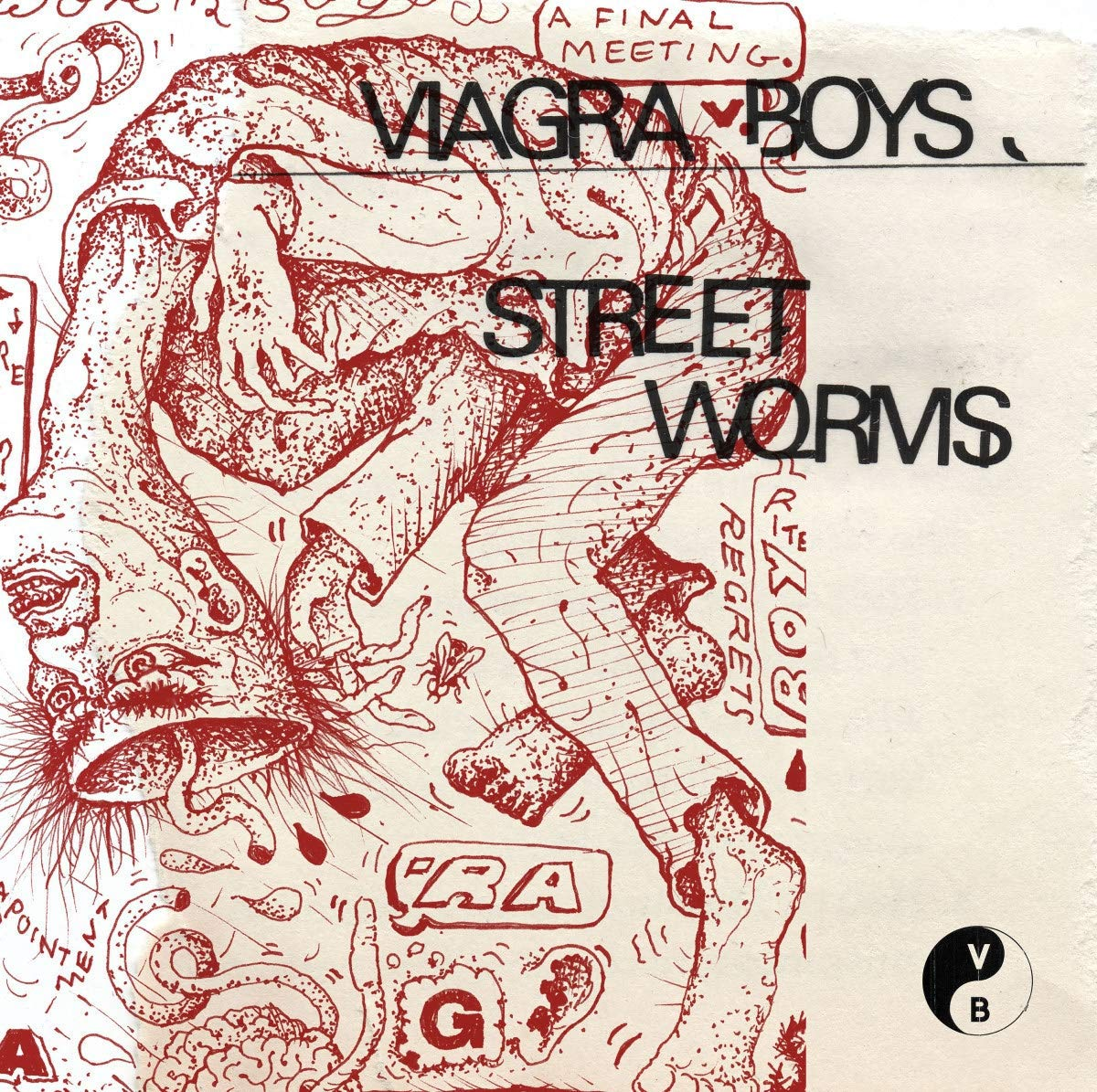 Viagra Boys - Street Worms [Deluxe Edition]
