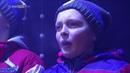 Conchita Wurst Skiflug WM Eröffnung Kulm Put that fire out