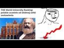Marksizm zbiera plony - polskie uczelnie stoczyły się do siódmej setki...dno!!
