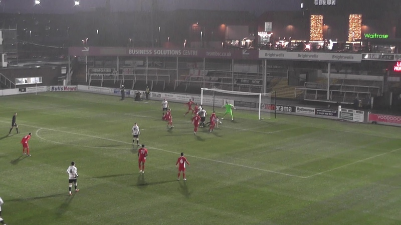 EXTENDED HIGHLIGHTS Hereford 2 1 Billericay