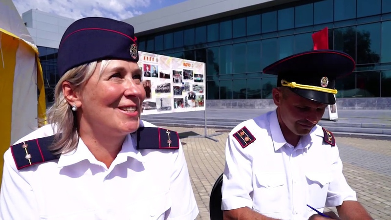 Пожарные добровольцы Екатеринбурга