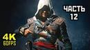 Assassin's Creed IV Black Flag Прохождение Без Комментариев Часть 12 PC 4K 60FPS