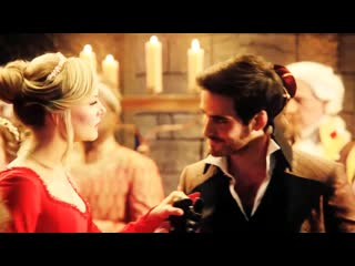 how they fell in love with each other - hook + emma (2x05-5x23)