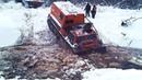 Зимник ошибок не прощает Вездеходы и грузовики на бездорожье крайнего севера