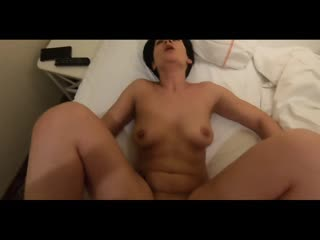 034 Fucked my Stepmom so Hard she Begged me to Cum inside_Hot Mommy_1080p