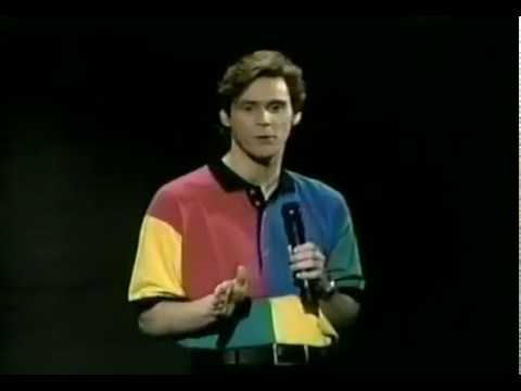 Джим Керри Стендап шоу 1991 г Jim Carry Stand'Up show