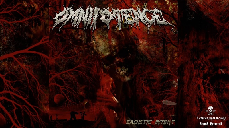 ▶ OMNIPOTENCE Endless Black ☠ TRACK PREMIERE 2020 ☠