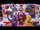 Five Nights at Freddy's Lego, fnaf, Лего, фнаф. legoideas
