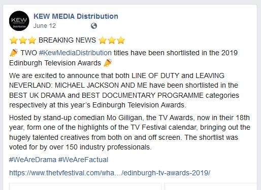 Как связаны Leaving Neverland и Kew Media Distribution (KMD)?, изображение №18