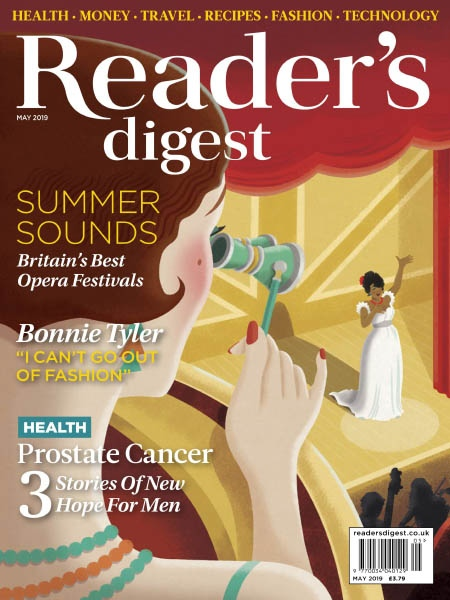 Readers Digest UK 05.2019 downmagaz.com