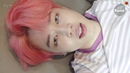 RUS SUB Рус саб BANGTAN BOMB Jimin's Self Camera BTS 방탄소년단