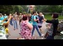Балканск й Экспресс в парке Кирова Димчо пошел в народ