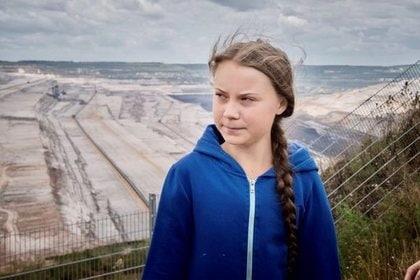 Юная защитница планеты отреагировала на слова Путина о ней