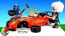 Concessionaria auto Compriamo una nuova macchina Corse con un incidente Chi ha rubato le ruote